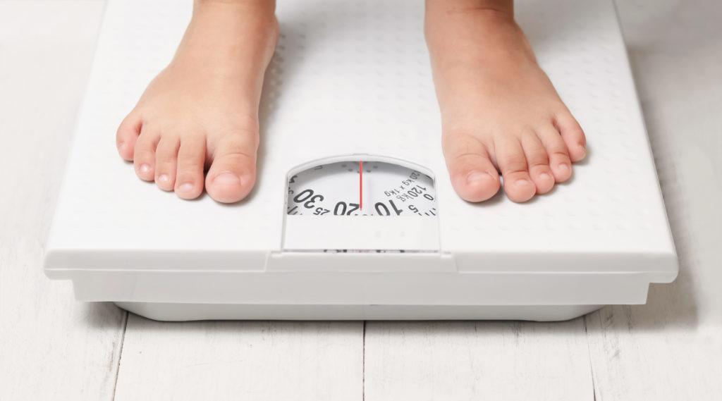 適正体重の維持