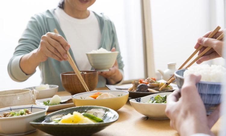 健康寿命を延ばす食事