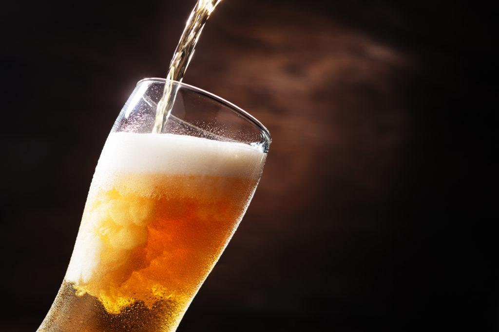 アルコールの摂取