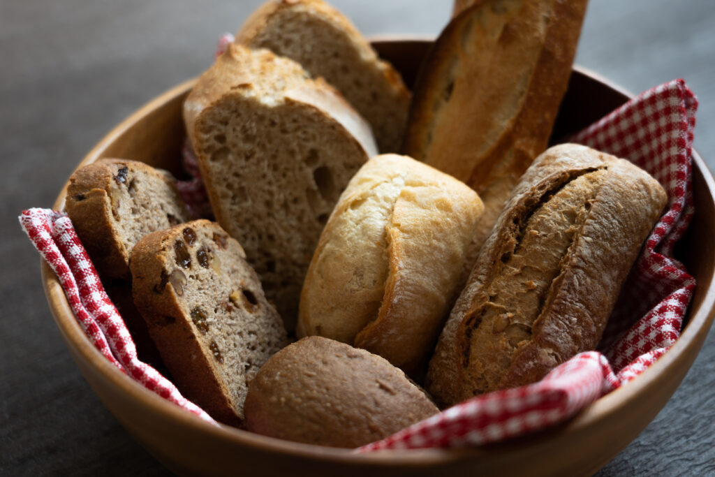 DASH食 パン