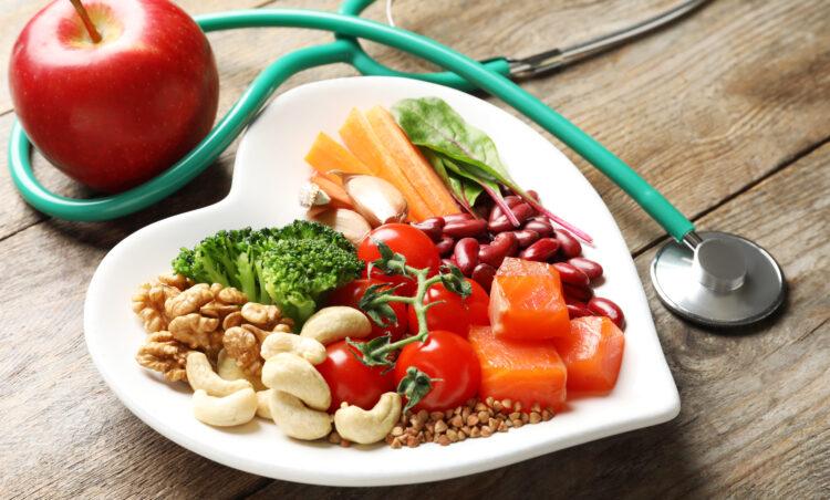 高血圧症の食事